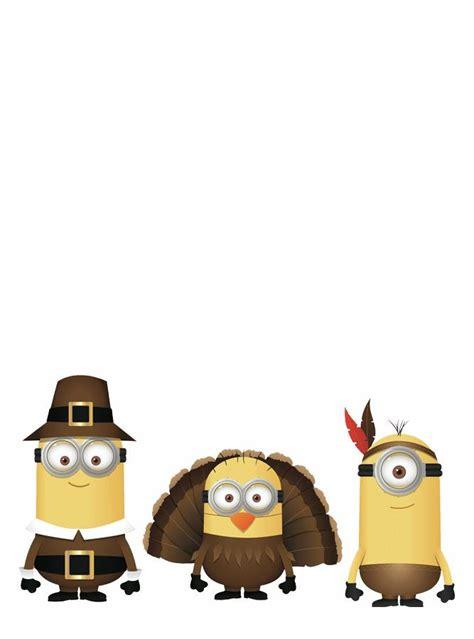 minions thanksgiving wallpaper wallpapersafari