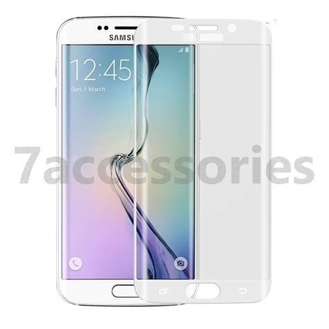 Samsung S8 Tempered Glass Original X Doria Curved Edge Steel curved tempered glass screen protector for samsung galaxy s8 s7 s6 edge plus ebay
