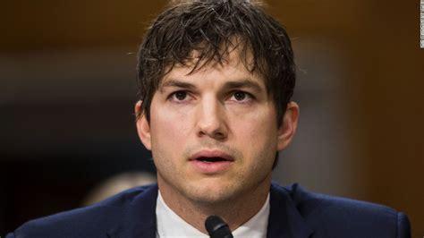 aston kucher ashton kutcher passionately testifies about his anti