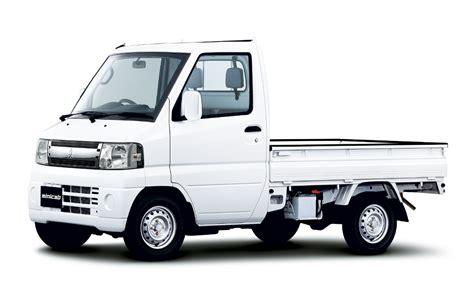 mitsubishi mini trucks 1991 mitsubishi minicab 4x4 japanese mini truck
