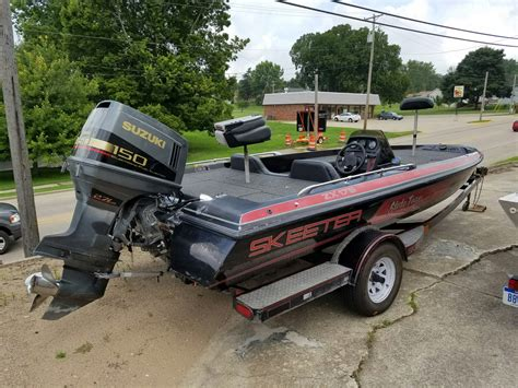 skeeter boats illinois used bass boats for sale in illinois united states boats