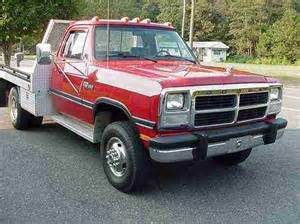 find used 1992 dodge ram 350 5 9 aluminum flat bed 5 speed