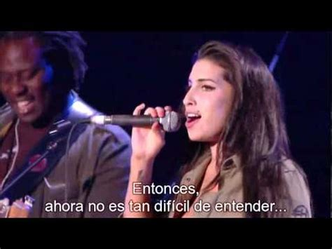 in my bed amy winehouse amy winehouse in my bed subtitulado al espa 241 ol youtube