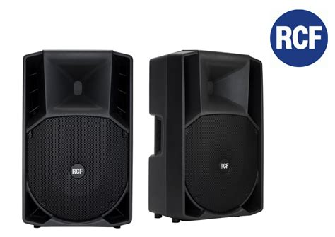 Speaker Aktif Rcf 500 rcf 745a review kaskus