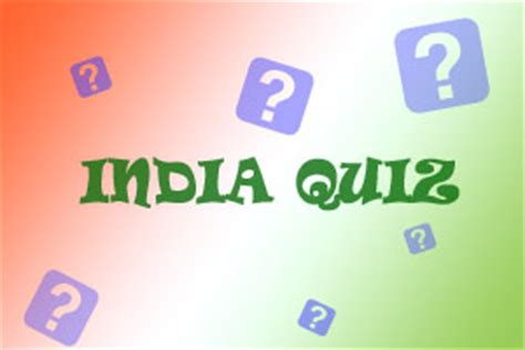 quiz questions based on india india question and answer part 1 hindi tech world