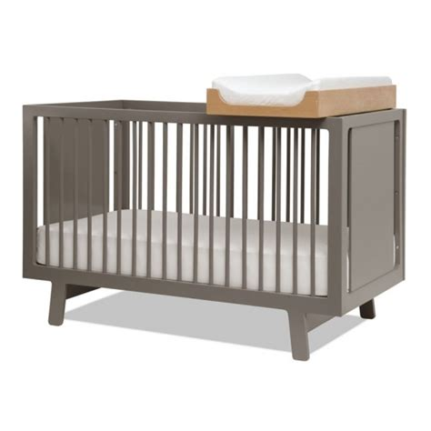 Changing Table Over Crib Oh Baby Pinterest Baby Crib And Changing Table