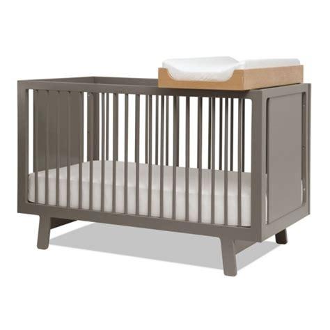 Over Crib Changing Table
