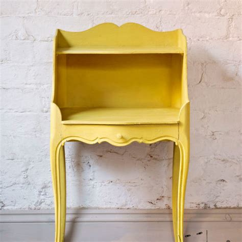 chalk paint yellow buy yellow chalk paint 174 by sloan for sale