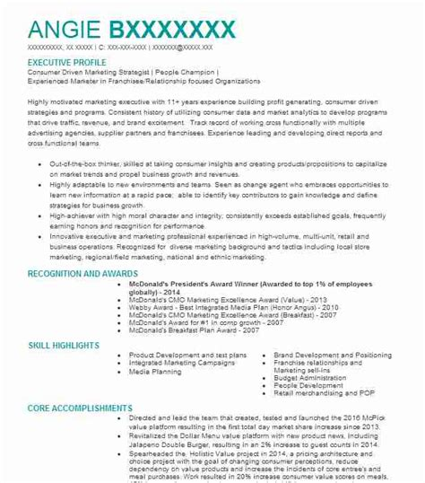 Fashion Brand Manager Sle Resume by Nordstrom Resume Resume Ideas