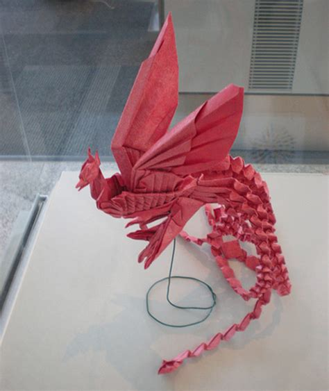 Origami Paper Works - 85 beautiful exles of origami work snaps