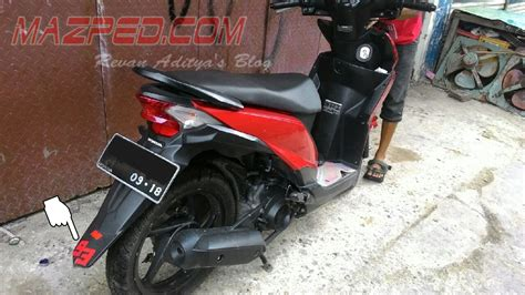 Per Cvt Faito R 90 Scoopy Fi Koleksi Modif Honda Beat Fi Standar Terkeren Botol