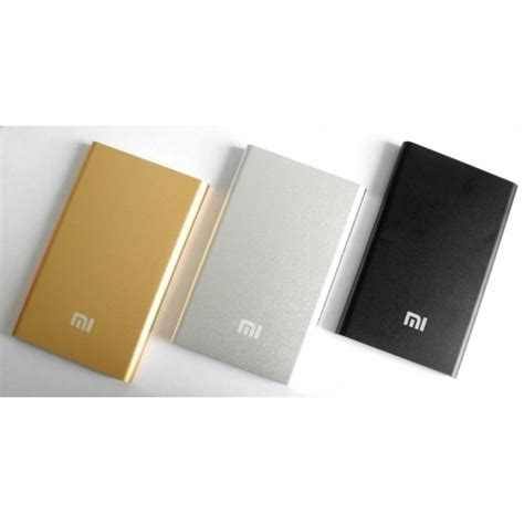 Power Bank Xiaomi Jogja power bank 12800 mah xiaomi silver grey