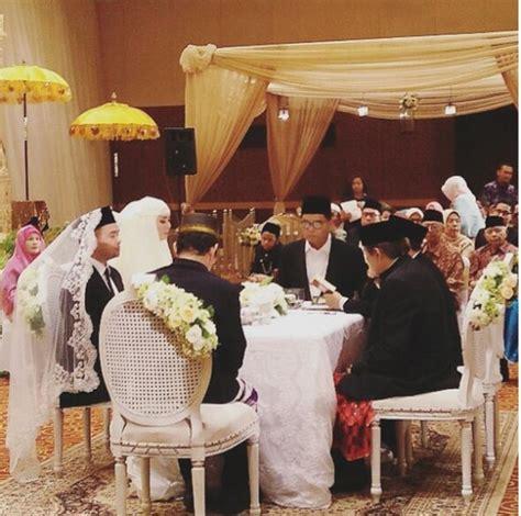 film nuansa islami foto pernikahan ali coboy megah mewah dengan adat minang