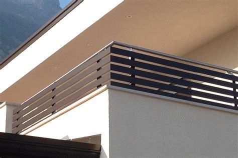 ringhiera per terrazzo ringhiere per balconi ringhiere sogno immagine spaziale