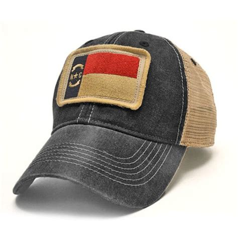 north carolina state flag hat s l revival co