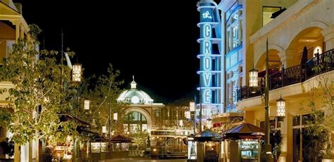 The Grove great shopping and entertainment at the grove places to