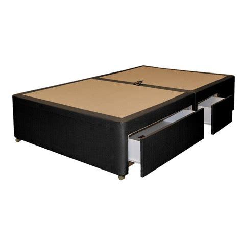 futon base only amber 4 drawer divan base