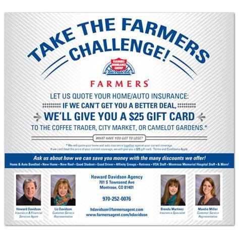 Farmers Insurance Letterhead Farmers Insurance Treefeather Creative