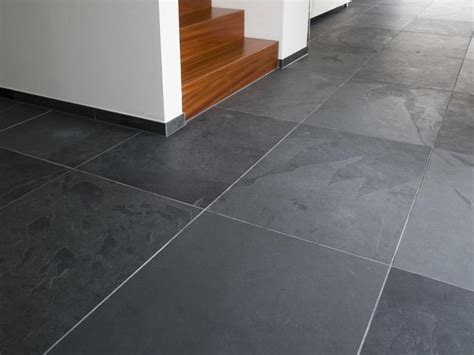 Bodenfliesen 30x60 by Grey Slate Cleft Tiles And Flooring Calibrated 10mm
