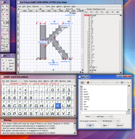 create font design online create fonts free with this freeware and online tool