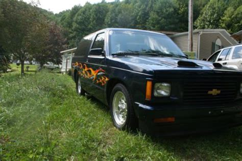 Blazer St Pro buy used 1985 s10 pro blazer in trade tennessee united states