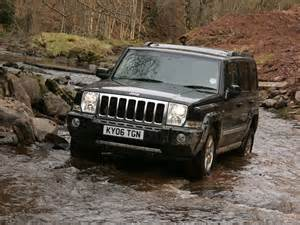 2007 jeep commander uk version car desktop wallpaper