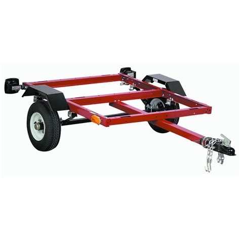 harbor freight boat trailer length an inexpensive cing trailer that weighs less than 300