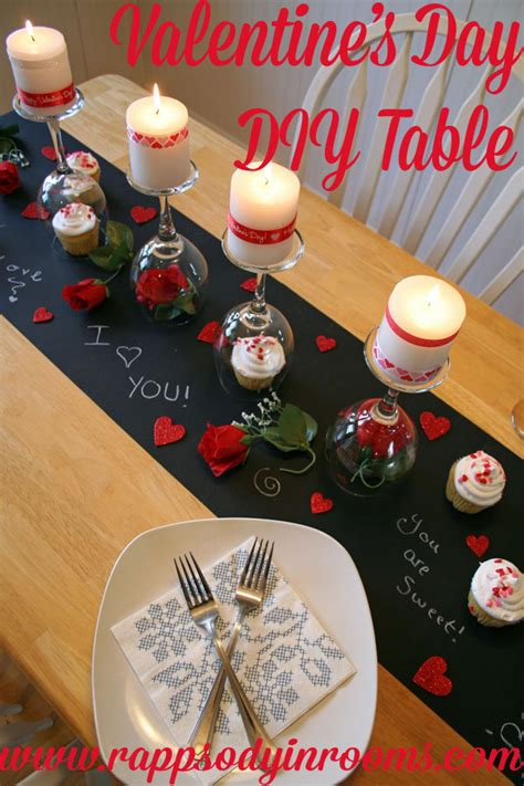 what to do after valentines dinner valentine s day diy dinner tablescape