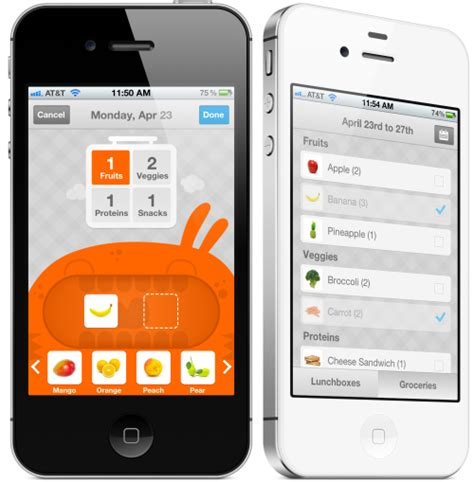 lunch box planner app lala lunchbox app etizes your child s meals dadnabbit