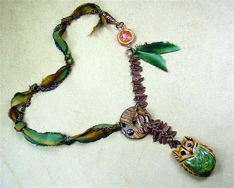 Earthenwood Studio Chronicles Woodland Storytime Necklace