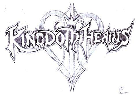 kingdom hearts 2 logo free logo download