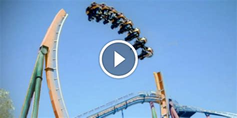 what is the most dangerous the most dangerous roller coaster ride or die