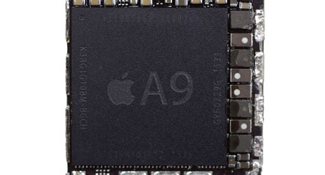 apple a9 analyzing apple a9 s soc the apple iphone 6s and iphone