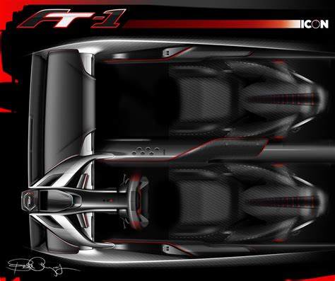 toyota ft 1 interior inspiration supra ft1 forum