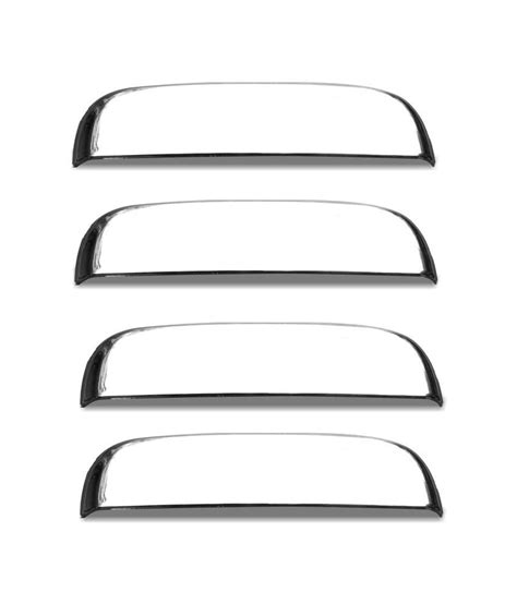Car Handle Types by Himmlisch Chrome Car Door Handle Covers For Hyundai I20