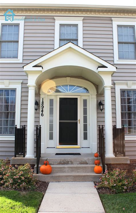 Front Door Porch Prices Front Door Porch Cost How Much Does It Cost To Build A Front Porch Front Porches Porch And