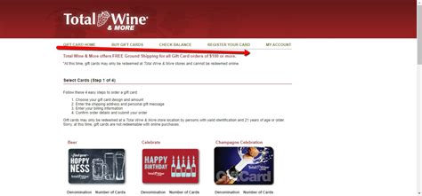 Total Wine Gift Card - 75 off total wine coupon code total wine 2017 codes dealspotr