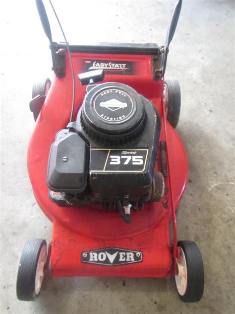 Pdf 9867 Briggs And Stratton Xc35 Lawn Mower Manual