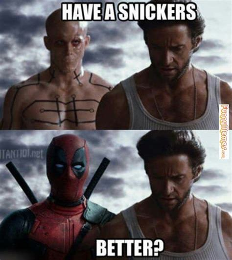 Eat A Snickers Meme - 17 best images about my inner geek on pinterest venom
