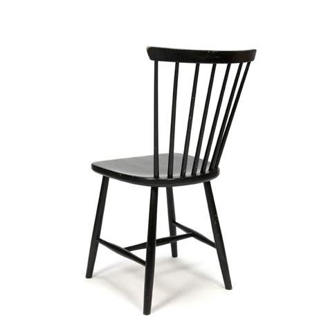 zweedse vintage stoelen vintage set van 4 zweedse spijlen stoelen retro studio