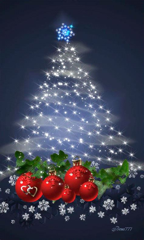 wallpaper iphone navidad animated christmas wallpaper for your phone sparkles and