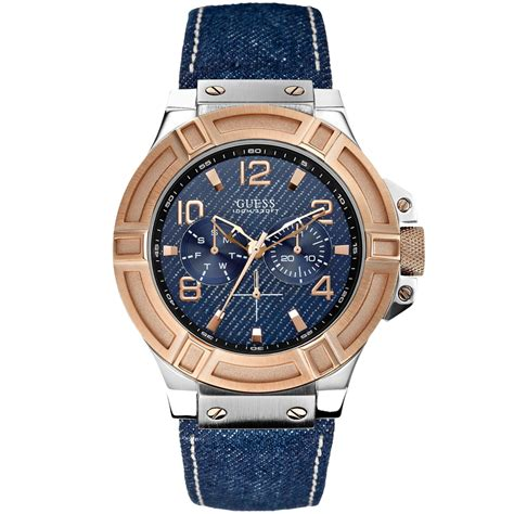 mens guess watches the gallery for gt guess watches gold for