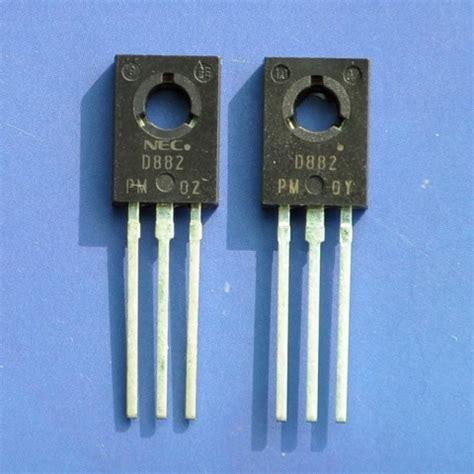 persamaan transistor nec d882 persamaan transistor nec d882 28 images d882 3a 40v npn to 126 sản phẩm linh kiện điện tử