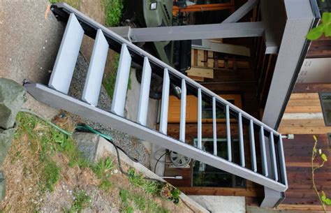 image gallery outdoor stairs kit outdoor stairs stair kits for basement attic deck