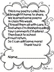 grade wow daily five read to someone poetry