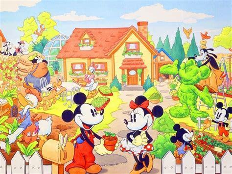 wallpaper cartoon home home sweet home classic disney wallpaper 7467181 fanpop