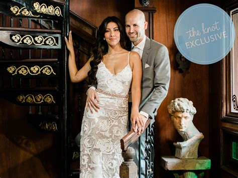 stephanie beatriz wedding ring exclusive stephanie beatriz shares her l a themed