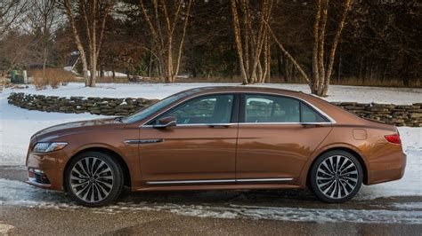 Lincoln Continental Review by 2017 Lincoln Continental Review Roadshow