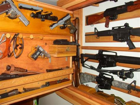 homebuilt gun cabinet ar15 archive milspec