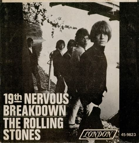 rolling in the testo the rolling stones 19th nervous breakdown traduzione